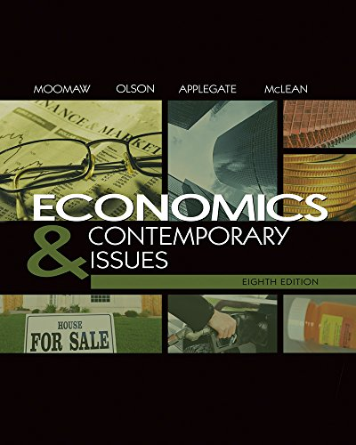 Economics And Contemporary Issues Guide