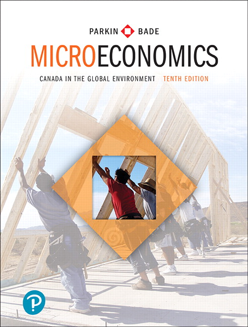 Microeconomics: Canada In The Global Environment Guide