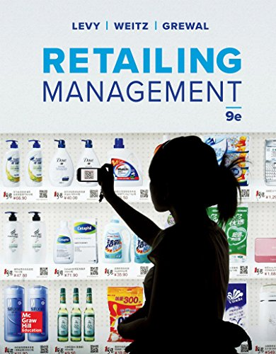 Solutions for Retailing Management, 9th Edition