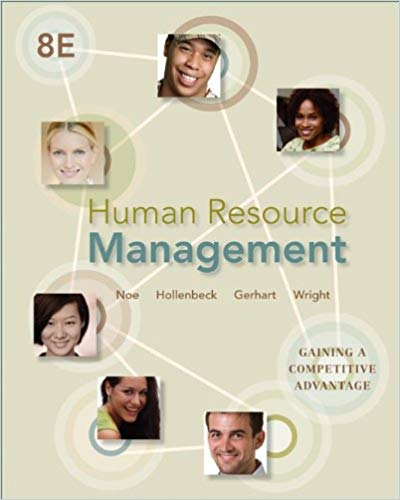 Solutions for Human Resource Management: Gaining a Competitive Advantage, 8th Edition