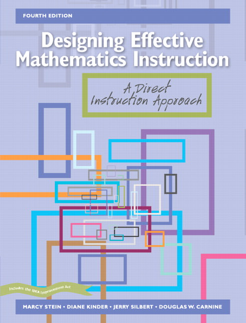 Designing Effective Mathematics Instruction: A Direct Instruction Approach Guide