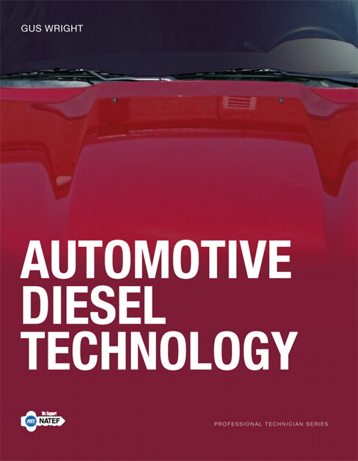 Automotive Diesel Technology, 1st Edition Solutions