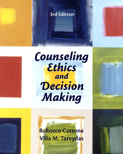 Counseling Ethics and Decision-Making Guide