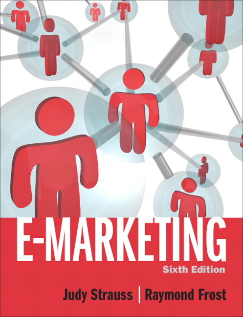 Solutions for E-Marketing, 6th Edition