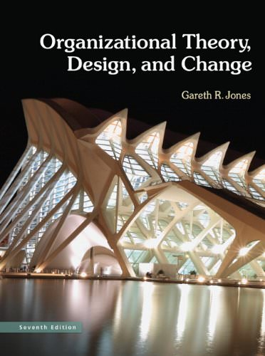 Organizational Theory, Design, and Change Guide
