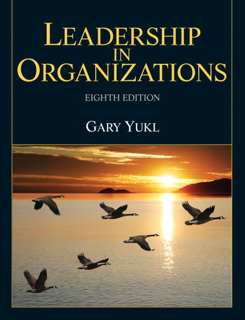 Leadership in Organizations Guide