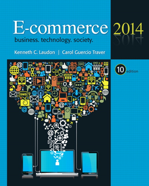 Solutions for E-Commerce 2014, 10th Edition