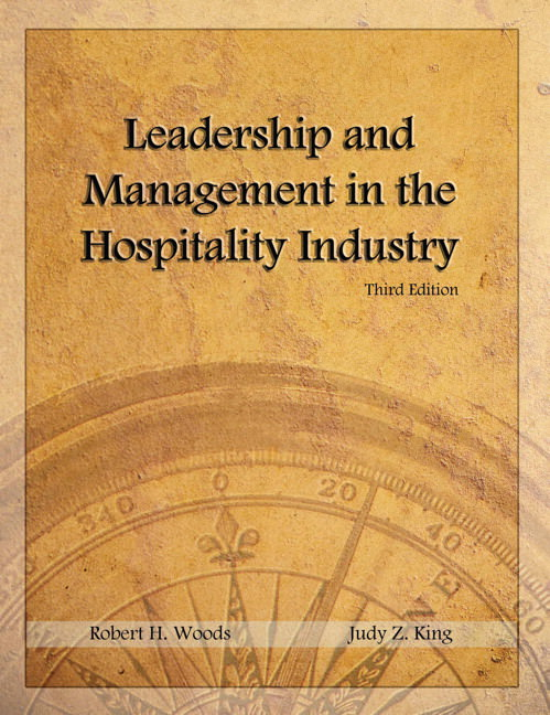 Leadership and Management in the Hospitality Industry Guide