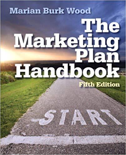 Marketing Plan Handbook, 5th Edition Solutions