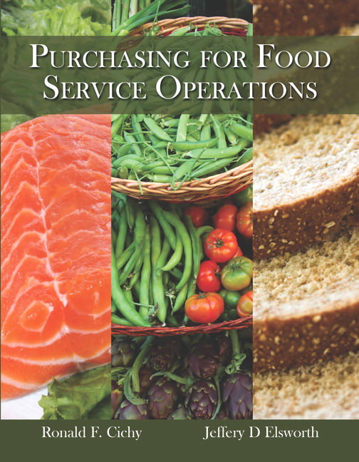 Purchasing for Food Service Operations Guide