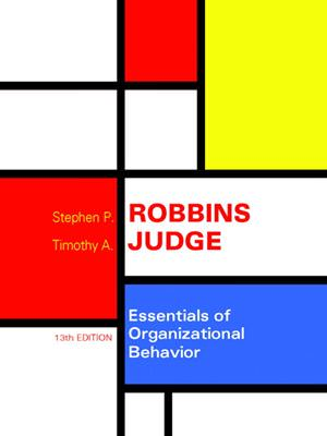 Solutions for Essentials of Organizational Behavior, 13th Edition