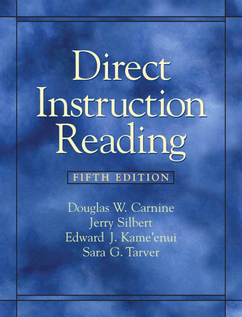 Direct Instruction Reading Guide