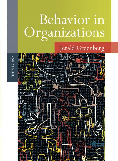 Behavior in Organizations Guide