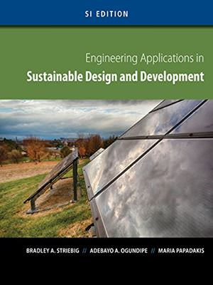 Solutions for Engineering Applications in Sustainable Design and Development, 1st Edition
