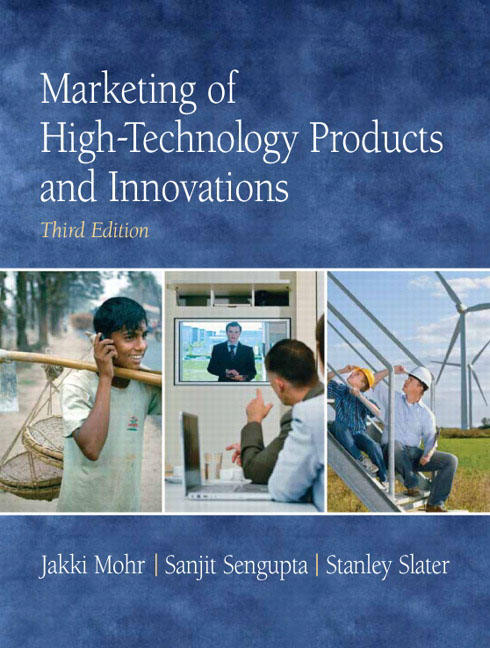 Marketing Of High-Technology Products And Innovations Guide