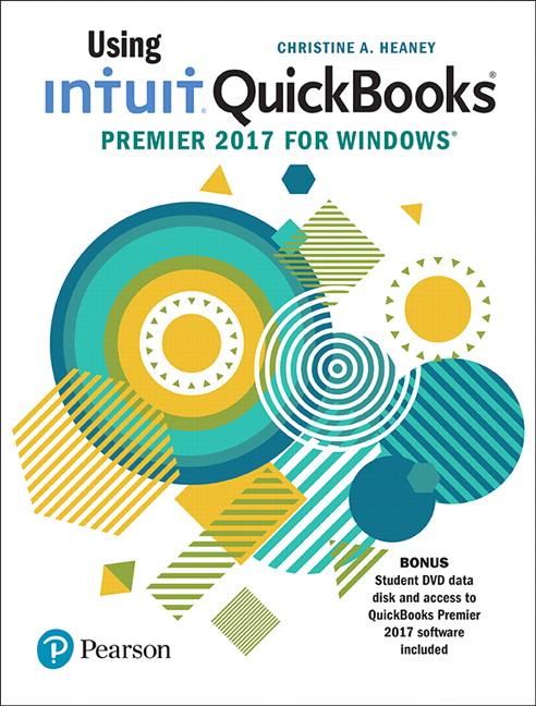 Using Intuit Quickbooks Premier 2017 Guide