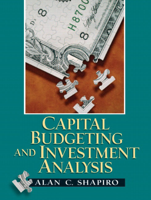 Capital Budgeting and Investment Analysis Guide